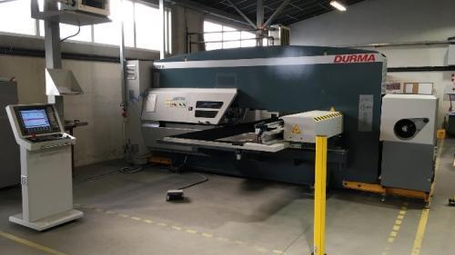 CNC Щанц машина / DURMA TP 6 12530