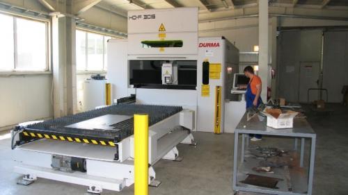 CNC Машина за лазерно рязане / HD-F II 3015 2kW IPG fiber-laser